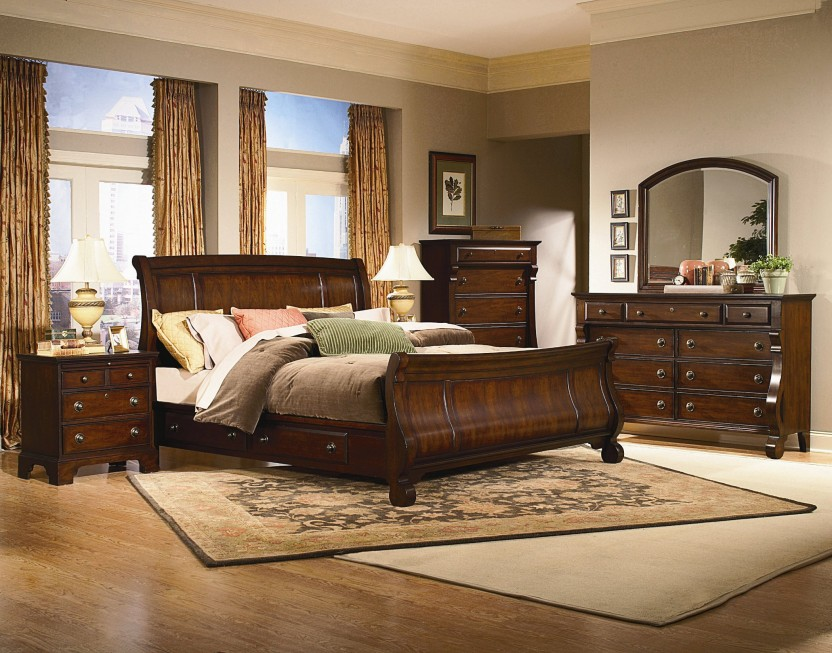2 madera oscura alfombra