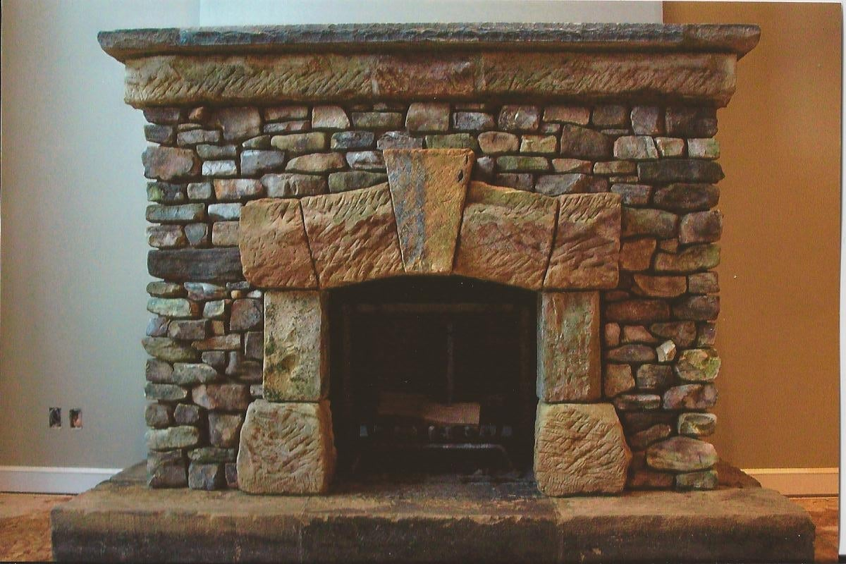 22 chimney rustica