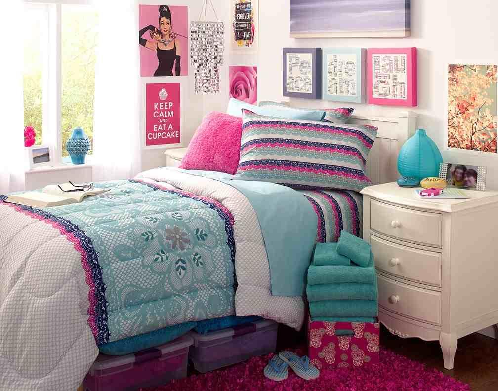 Dormitorio Chica Colores