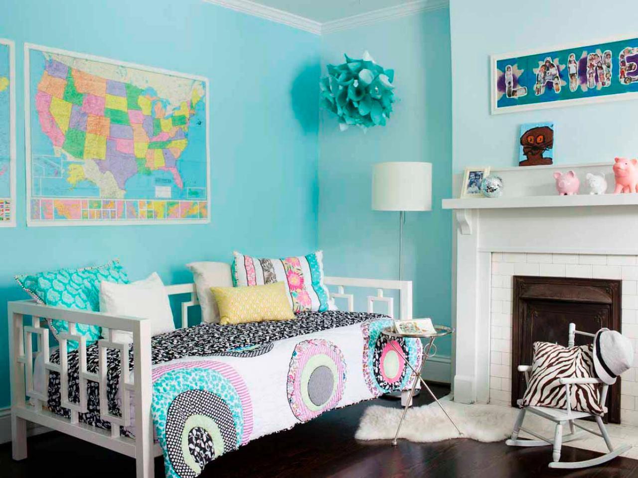 Girl Room Mapa