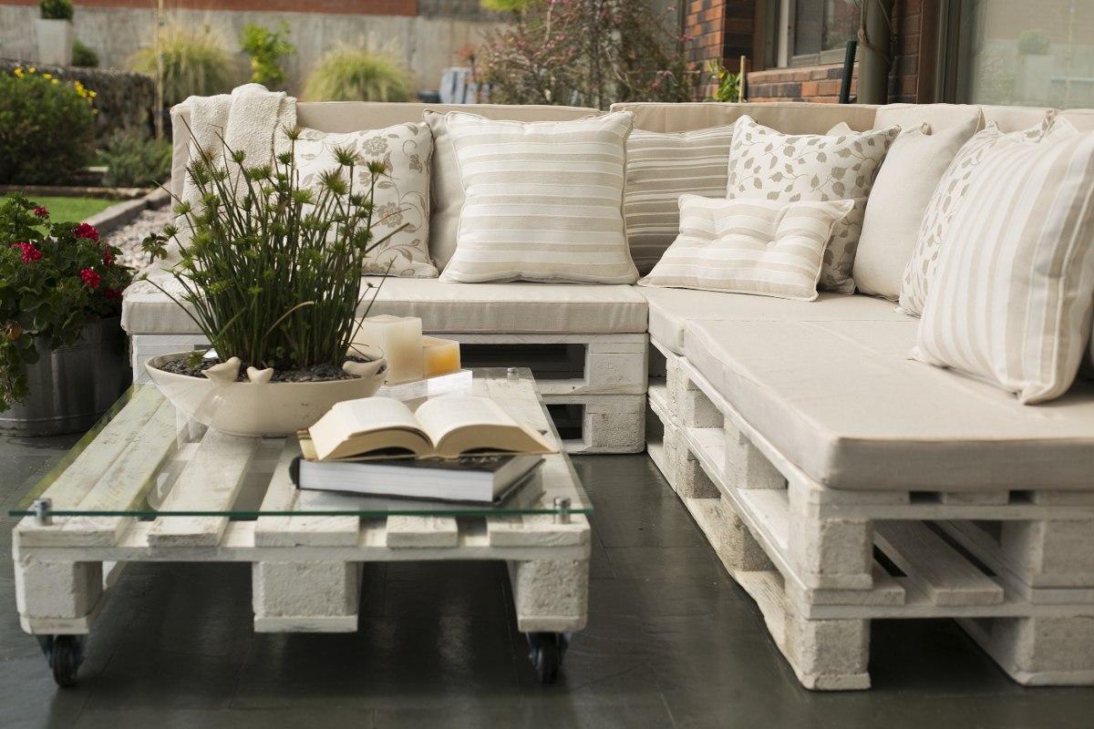 Muebles de Palets Maravilloso
