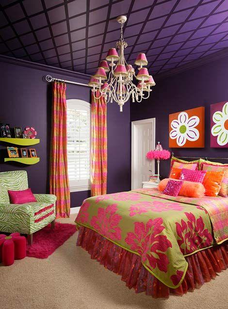 Purpura y Colores