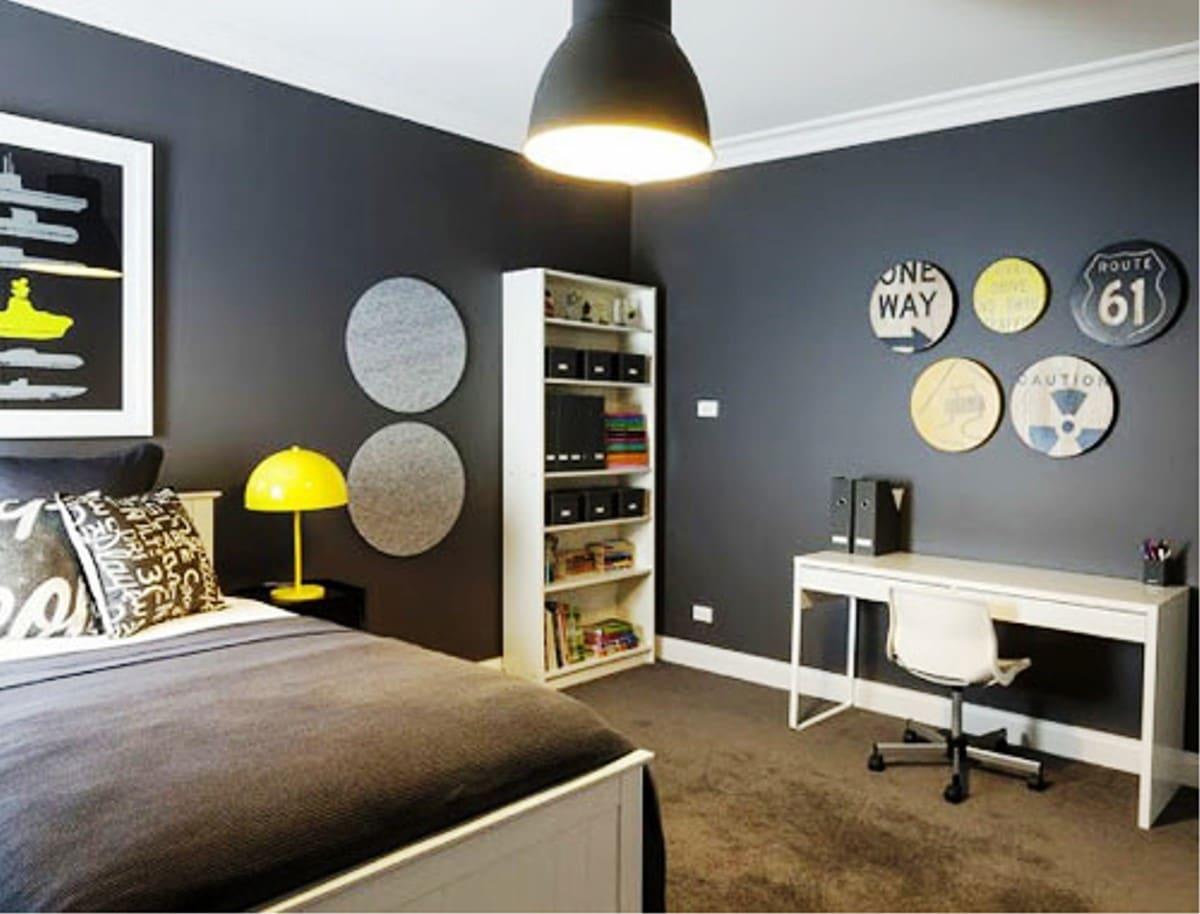 bedroom negro