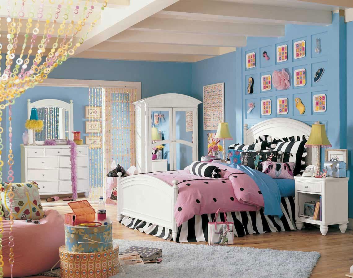 girl room celeste