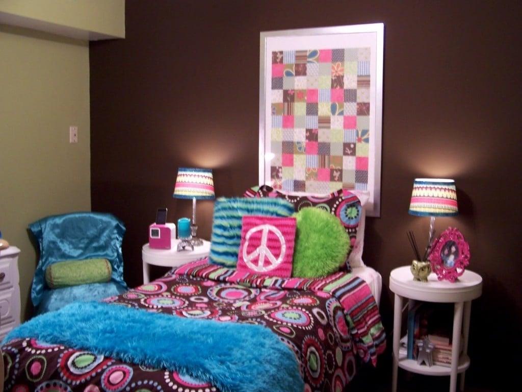 girl room peace