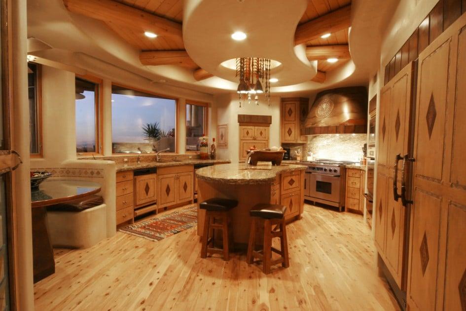rustica madera clara