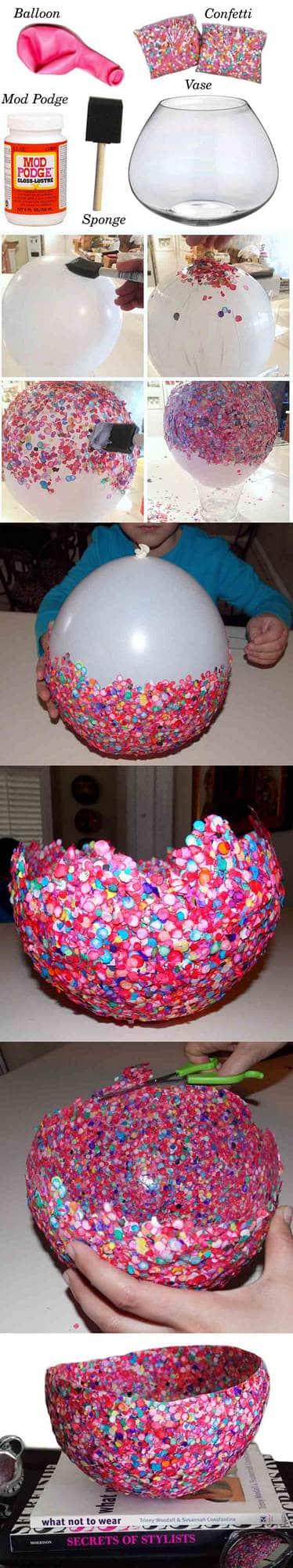 confeti bowl