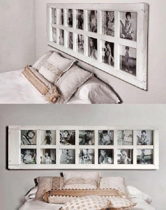 12 fotos enmarcadas como cabecera