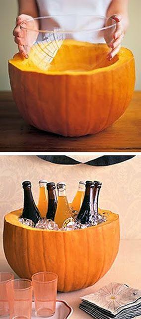 14 calabazas para enfriar bebidas