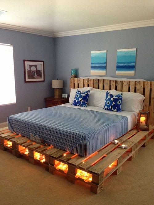 15 dormitorio pallets