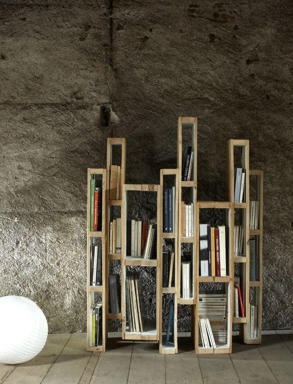 21 biblioteca de pallets