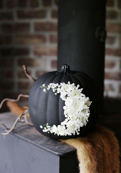 31 calabaza con florecitas