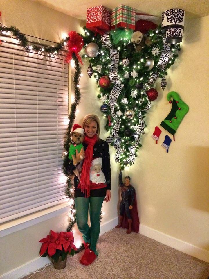 32 arbol de navidad CREATIVO