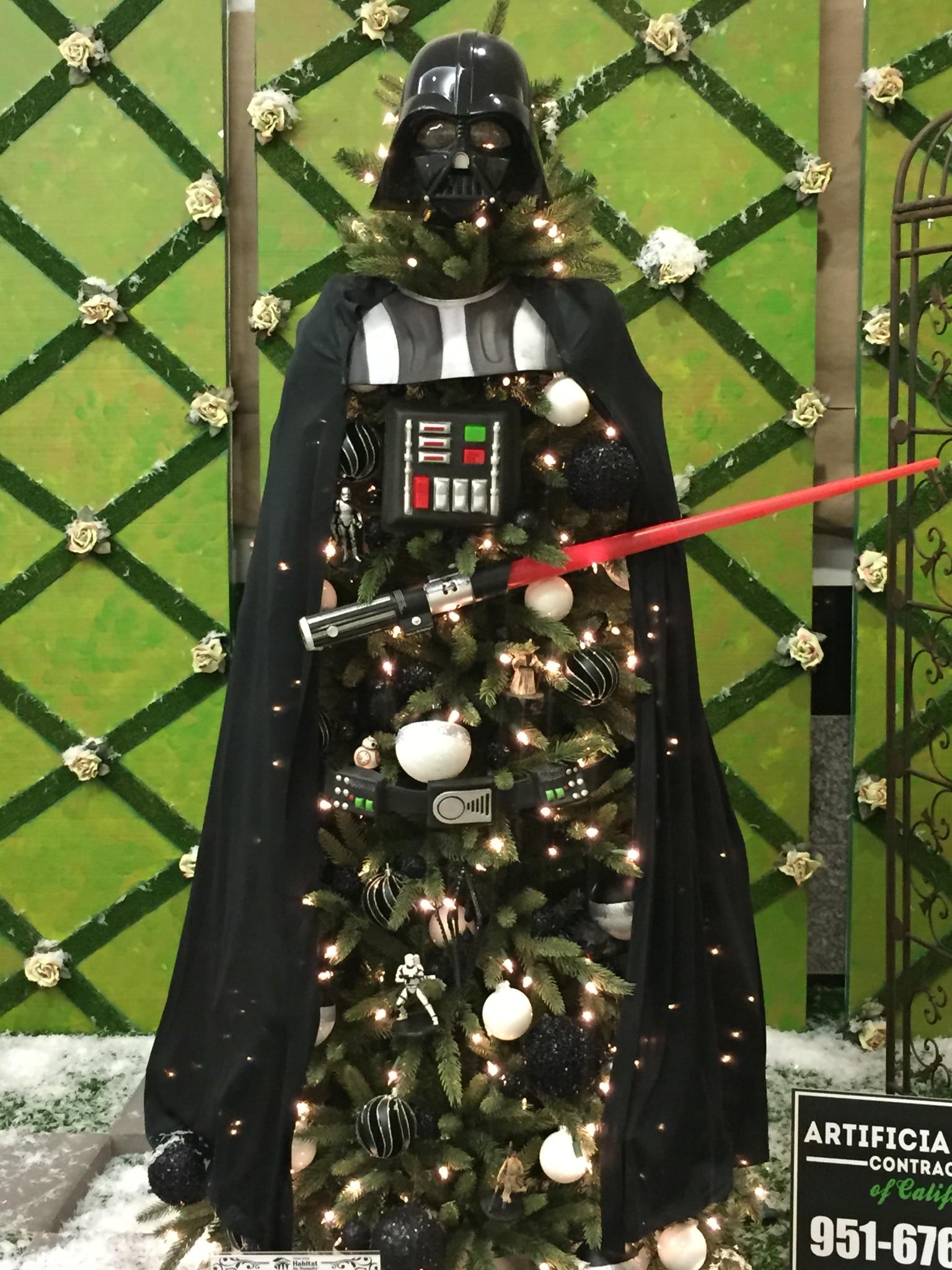46 arbol de navidad Star Wars