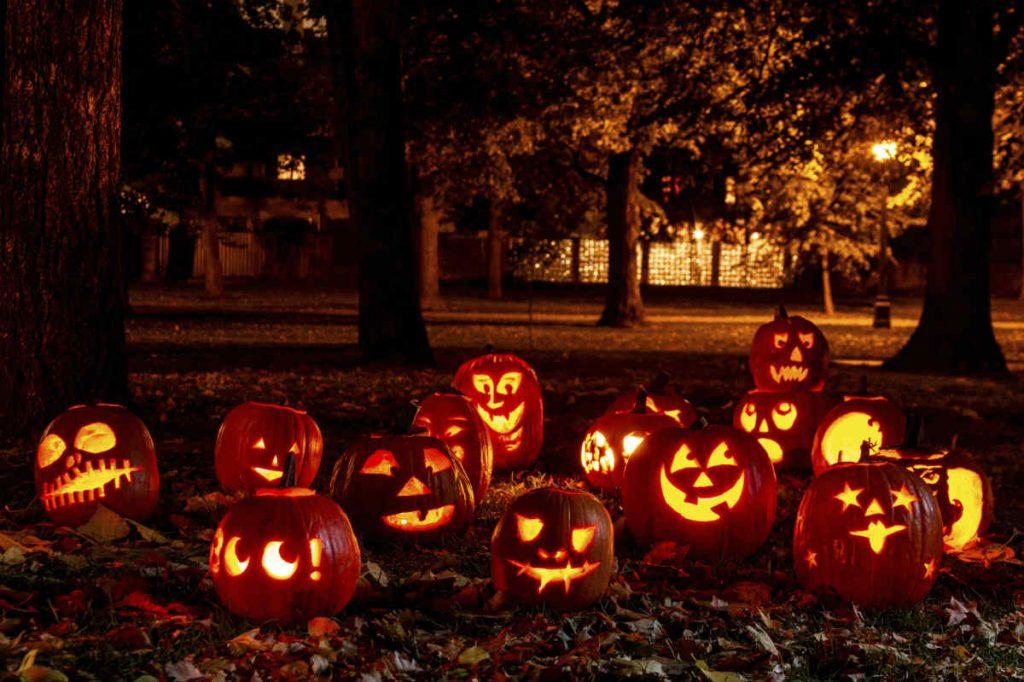 calabazas decoradas para halloween1