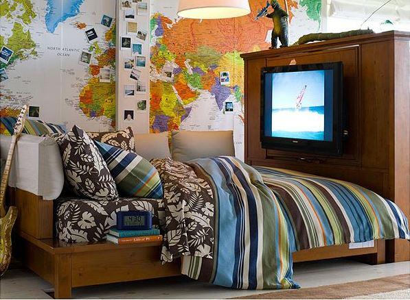 07 Mueble de TV Integrado