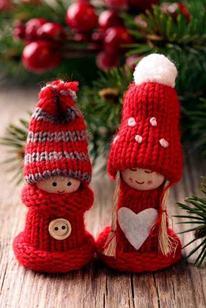 16 muñecos en crochet