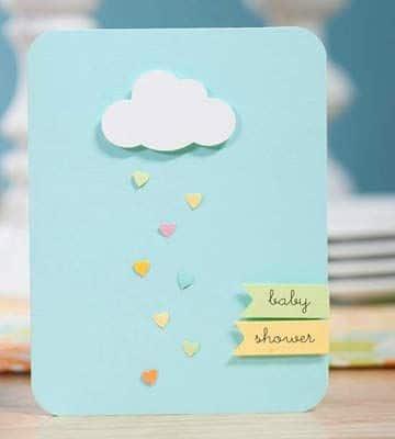05 INVITACIONES BABY SHOWER SENCILLAS