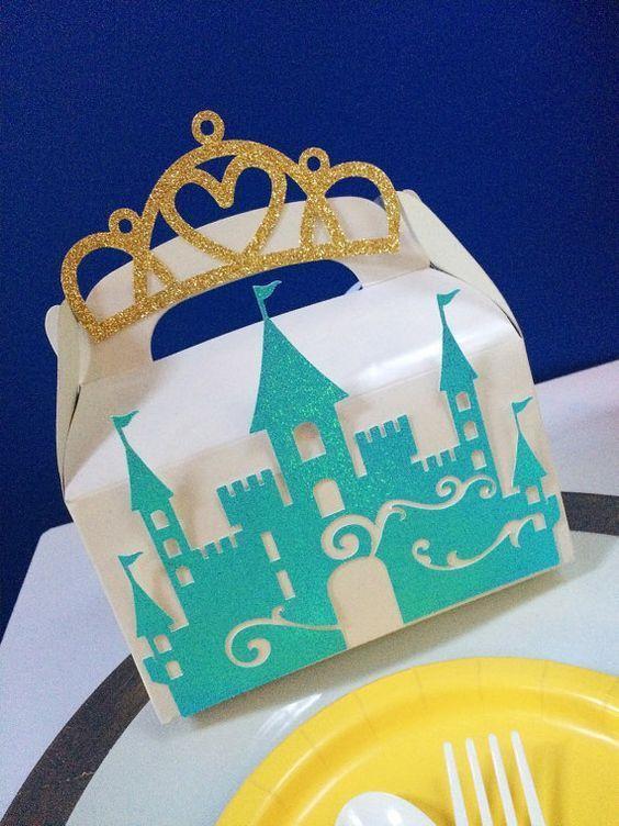 caja de princesa