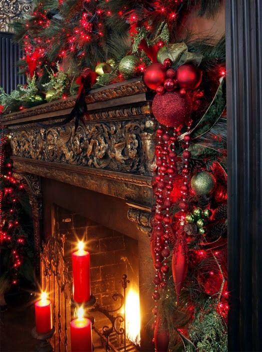 chimena navideña