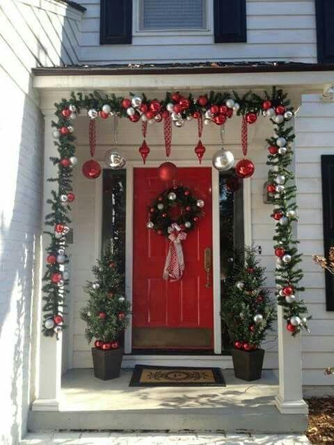 entrada navideña
