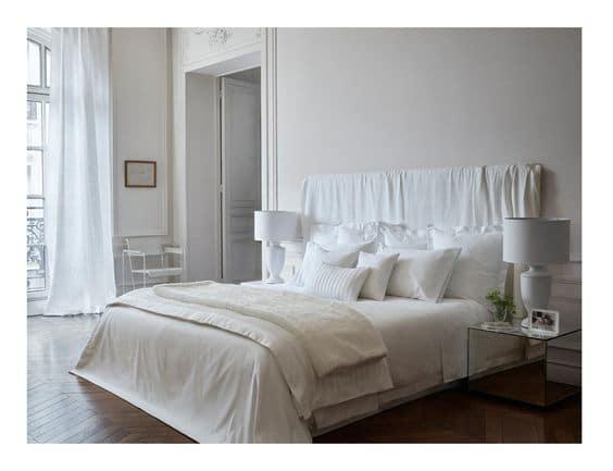funda color blanco clásico