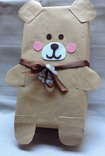 regalo de oso