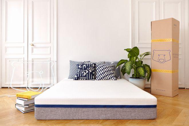 fantástico colchón tediber