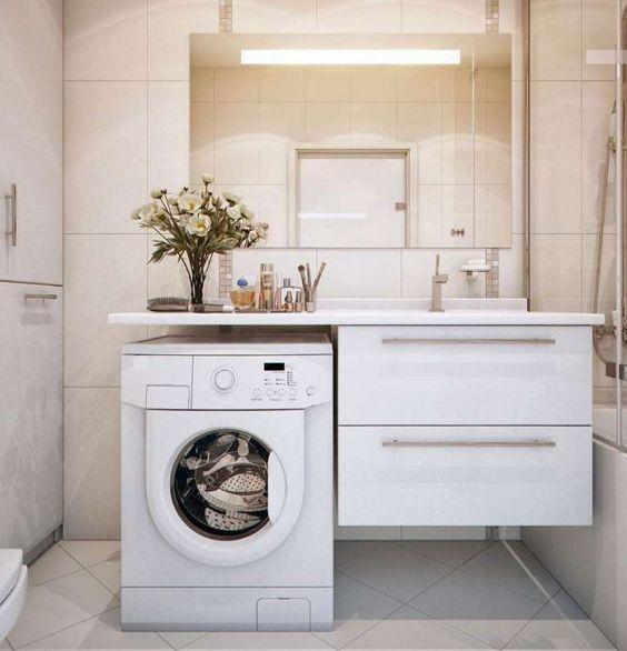 lavadora funcional