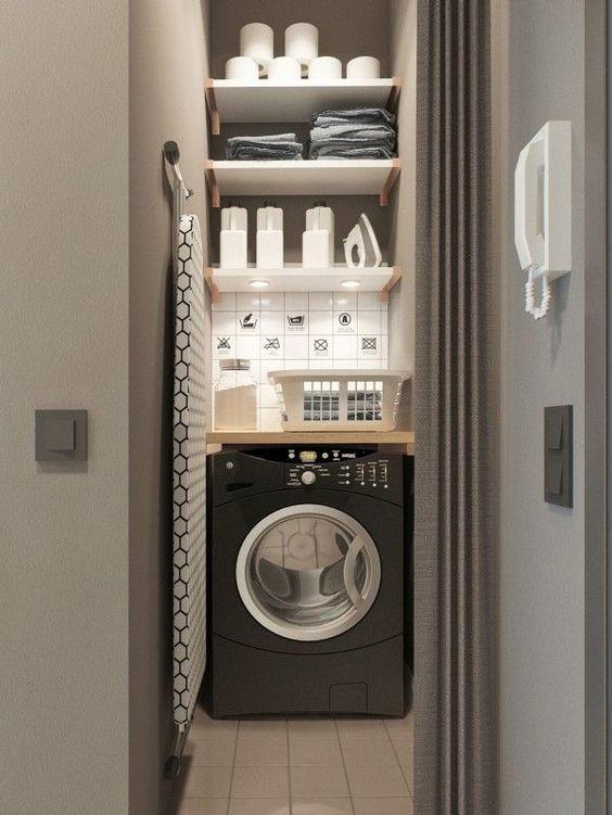 lavadora pequeñaa