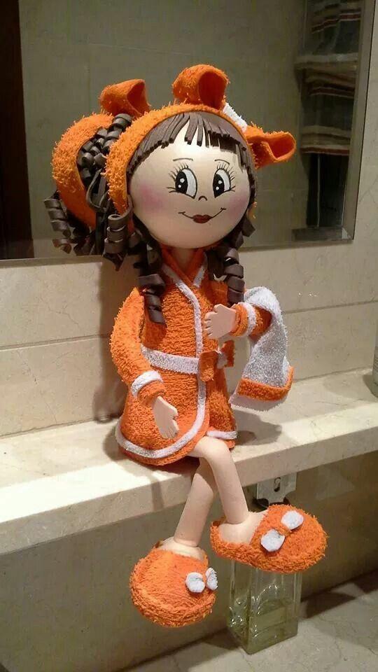 muñeca adorable