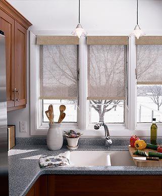cortina de cocina bella
