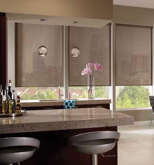 moderna cortina de cocina minimalista