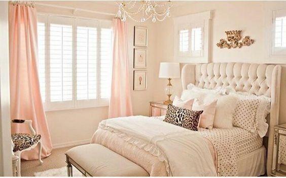 blanco dormitorio niña