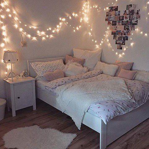 blanco dormitorio vintage