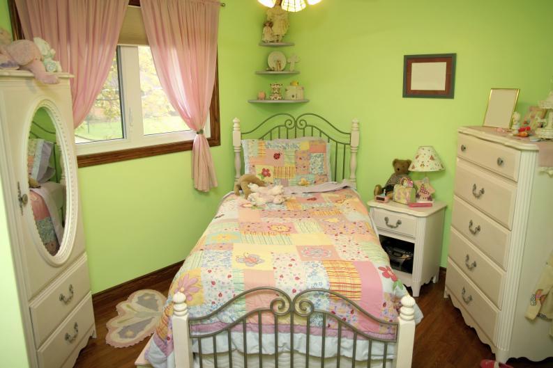 cuarto de niñas