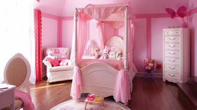 habitaciones de niñas