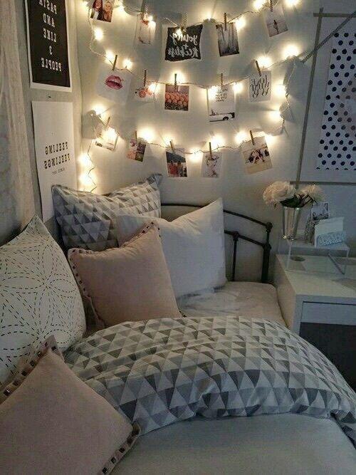 pequeño vintage dormitorio