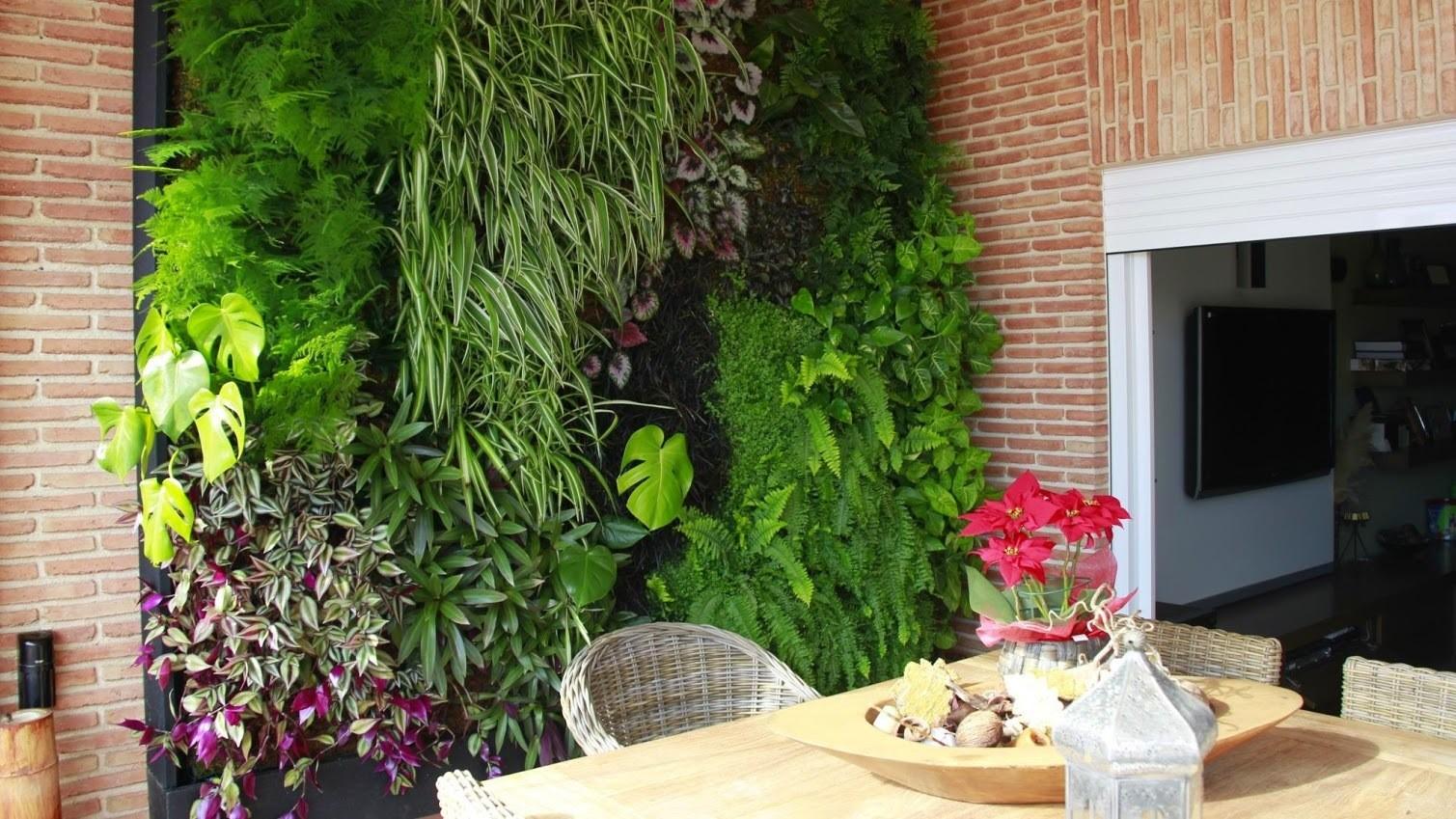 bello jardin vertical