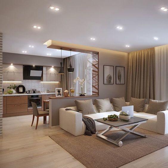 mueble sala de estar moderno