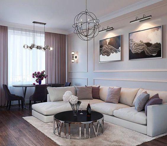 sala de estar muebles