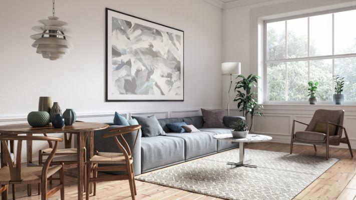 como-decorar-un-salon-rectangular-istock5