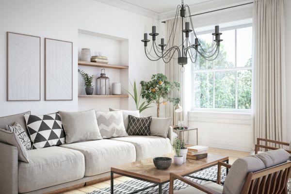 como-decorar-un-salon-rectangular-istock6