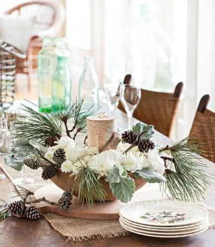 centros-de-mesa-navidad-decoraideas