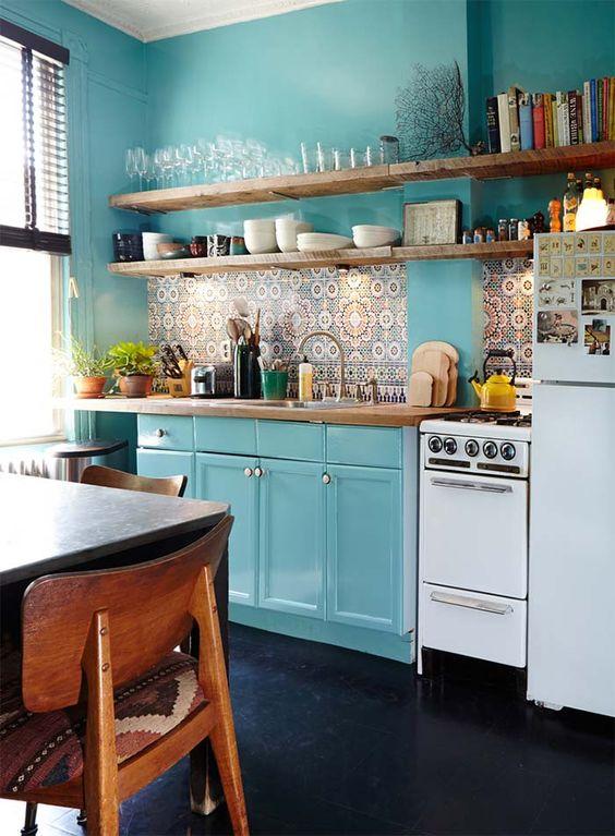 cocinas originales te mostramos 33 para imitar en tu