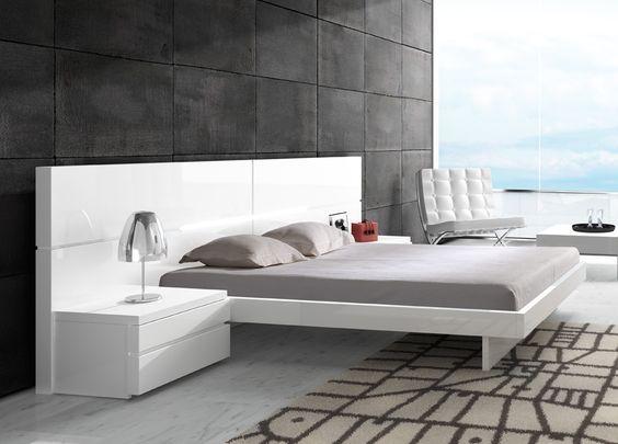 60 dormitorios de matrimonio modernos que te encantarán   estreno casa