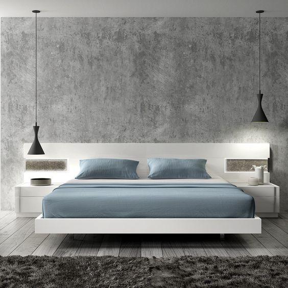 60 Dormitorios de Matrimonio Modernos que te Encantarn Estreno Casa