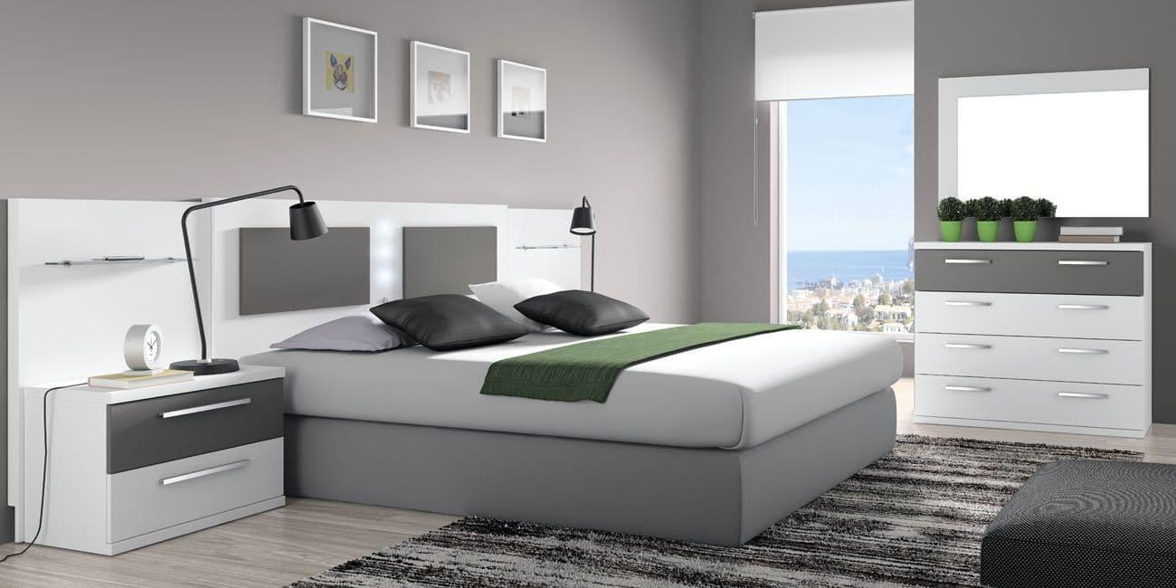 60 Dormitorios De Matrimonio Modernos Que Te Encantar N Estreno Casa ~ Decoracion Dormitorios Matrimoniales