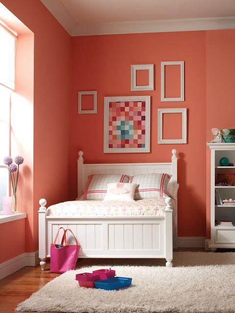 41 ideas de colores para habitaciones juveniles estreno casa Colores para habitaciones juveniles femeninas