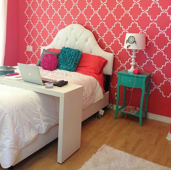 41 ideas de colores para habitaciones juveniles estreno for Ideas habitaciones juveniles